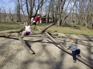 Natural Playground Kids